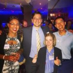 United Nations Association and Green Drinks DC